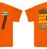 (preorder) 2019 Pro Mod Madness Shirt Adult Large Orange