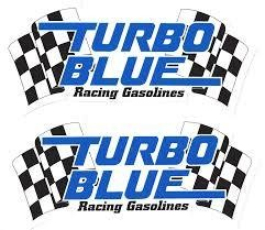 Turbo Blue Turbo Blue Racing Gas
