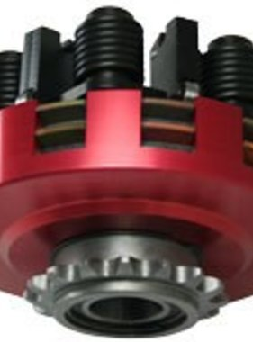 SMC SMC Vortex Red Clutches - #35 Chain 13T #35 Two