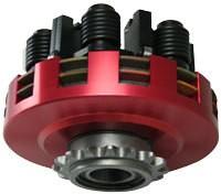 SMC SMC Vortex Red Clutches - #35 Chain 13T #35 Two