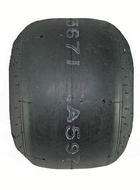 Burris Burris 6in. Oval Slick Tire