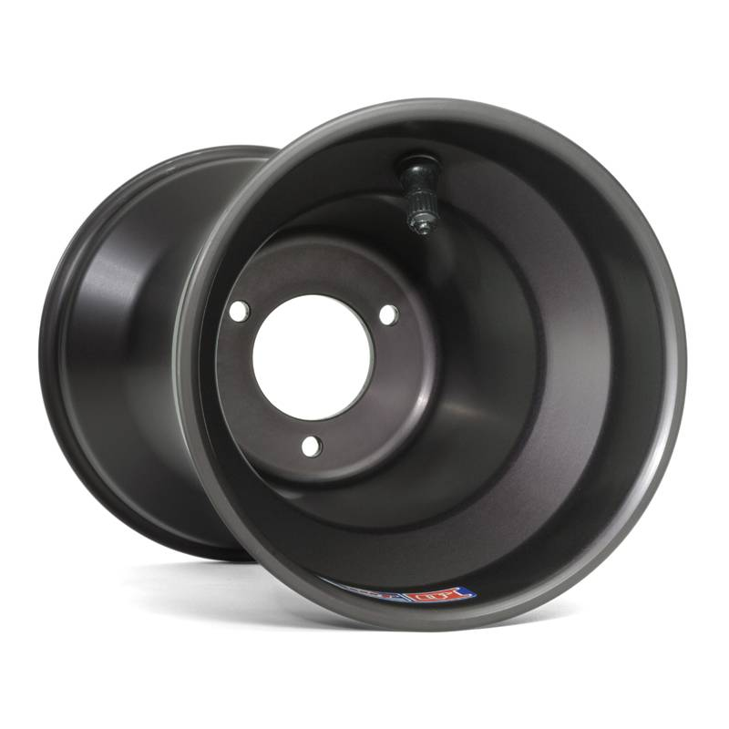 Douglas Douglas Q-Plus Wheels, Black