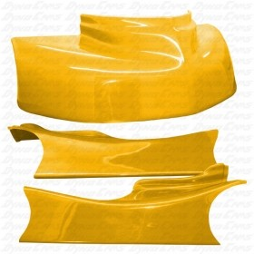 JKB JKB BODY KIT (YELLOW)