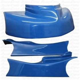 JKB JKB BODY KIT (BLUE)
