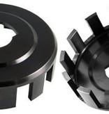 SMC SMC Vortex BLACK Drum, 12-Slots, Two Disc Clutch