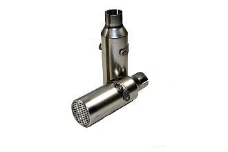 "RLV RLV B91xl 1 5/16"" Exhaust Silencer AKRA Legal"