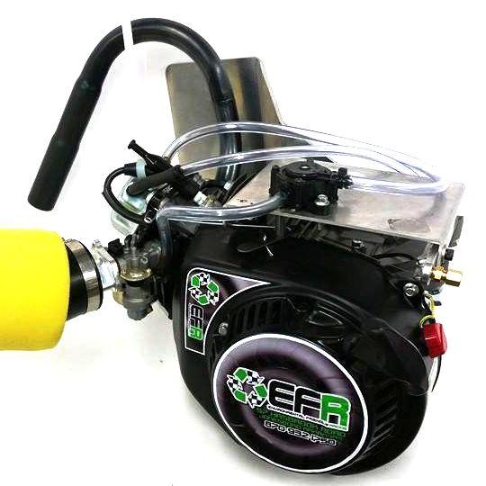 EFR 2020 Mars Pro Stock Engine