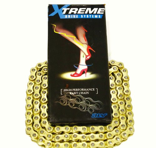 RLV Xtreme #35 Gold On Gold Chain 120 links