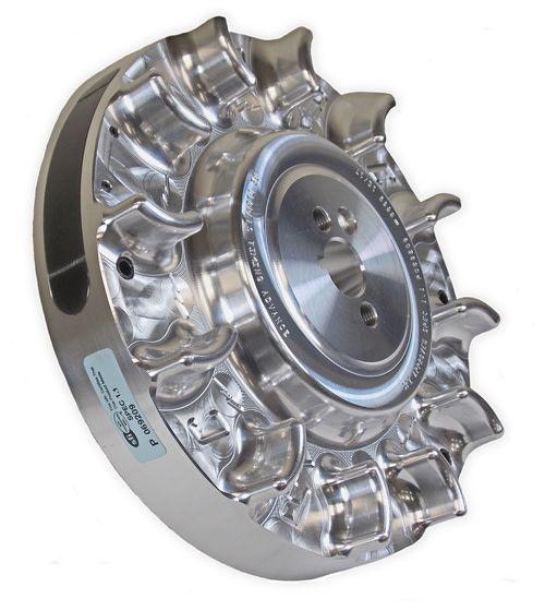 6689 GX200/196cc Clone Speedway Billet Flywheel