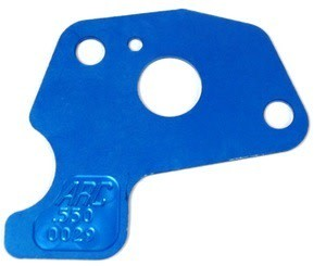 ARC DJ-1550 Blue Restrictor Plate