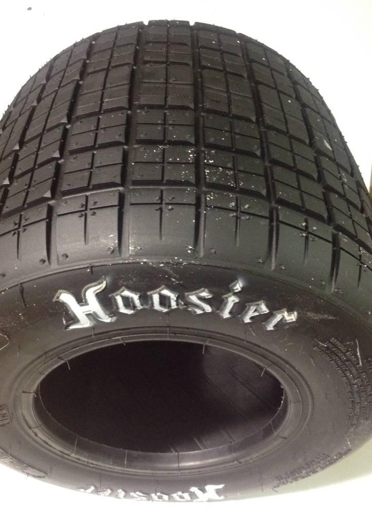 Hoosier Hoosier Grooved Tires 12 X 9.0-6 10A