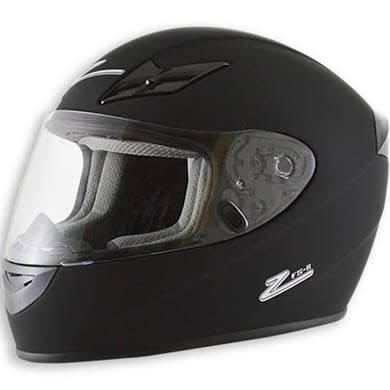 Zamp Fs8 Med gloss black