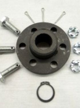 Hitman Steering Shaft Hub And Hardware