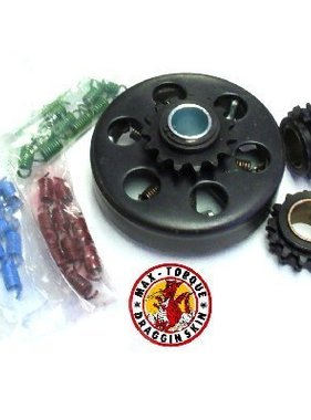 Max Torque 13-14-15 Tooth Draggin Skin Drum Clutch Kit
