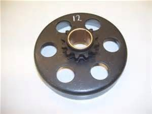 Max Torque Max Torque Universal Drum Only (For 12T Sprocket)