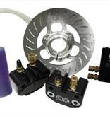 "MCP Brakes MCP Std Rear Brake Kit (1-1/4"") HUB"