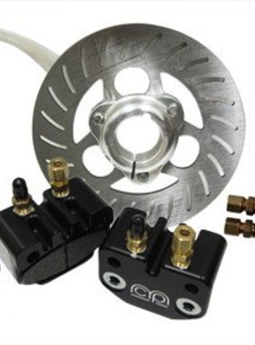 "MCP Brakes MCP Std Rear Brake Kit (1-1/4"") HUB"