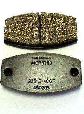 MCP Brakes Brake Pad Standard (BLACK) EA