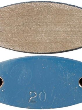 MCP Brakes Brake Pad (BLUE) STD (MCP)