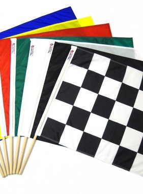 "7 PC 24"" X 24"" RACE FLAG SET"