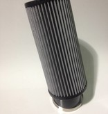 "Air Filter 3.5"" X 8"" X 2-7/16"" ID Angled 20 degrees (Clone/Predator)"