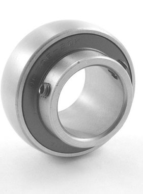 "PRC 1 1/4"" 206 Steel Axle Bearing, Small O.D."
