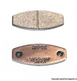 MCP Brakes High Grip Brake Pad (Black) Minilite MCP (1 Pad)