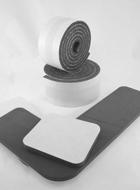 "1/2"" 3PC. SEAT PADDING KIT"