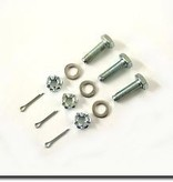Steering Wheel Bolt Kit (3)