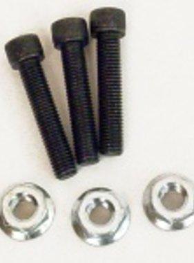"""VanK 1/4"""" X 28 Wheel Bolt Kit"""