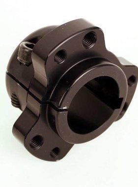 "Premier Manufacturing Rear Wheel Hub Kit 1-1/4"" axle (Black)"
