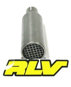 "ARC Racing RLV 1 5/16"" open muffler"