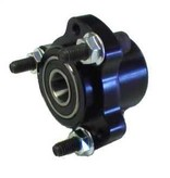 "RF Wheel Hub Kit w/ 5/8"" & 3/4"" bearings (Black)"