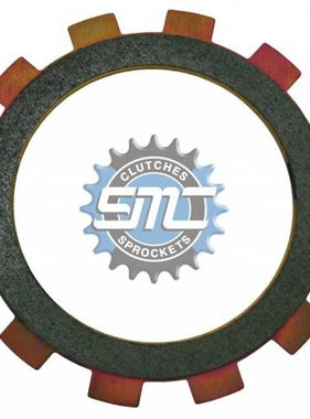 SMC CLUTCH DISC. 8 TAB SMC/JAM/BUL
