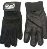 Kart Adult Large Premium Gloves (Black)
