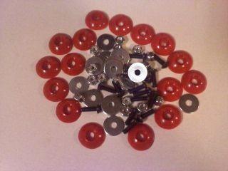 Red (16) Body Fastener Kit