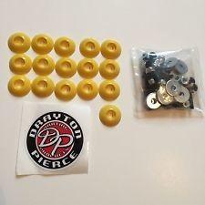Yellow (16) Body Fastener Kit