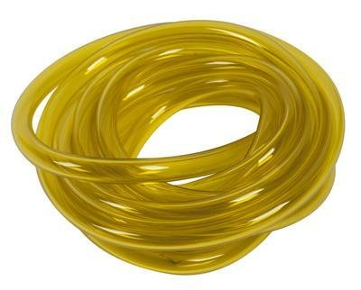 "50' Yellow fuel line 1/4"" ID"