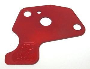 ARC Racing Red Restrictor plate (ARC DJ-1375)