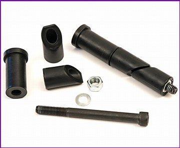 JC Specialties Rear Bumper Bolt/Spacer Kit (Long)