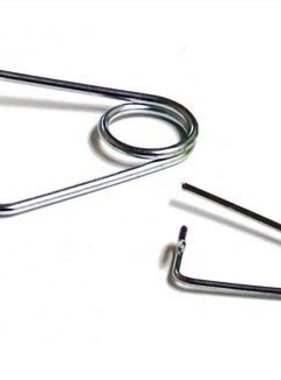 AXLE & SPINDLE SAFETY LOCK PIN