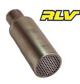 """RLV RLV 1-5/16"""" MOD & OPEN MUFFLER"""