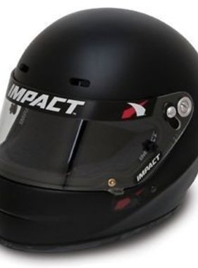 Impact Adult Small (Flat Black) 1320 Impact Helmet