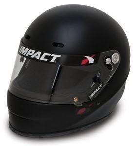 Impact Adult Small (Flat Black) 1320 Impact Helmet