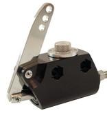"MCP Brakes MCP Billet Aluminum Single Line Hydraulic Master Cylinder 3/4"" Bore"