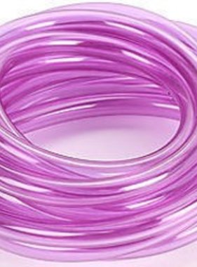 1' Purple Fuel Line 1/4' ID single