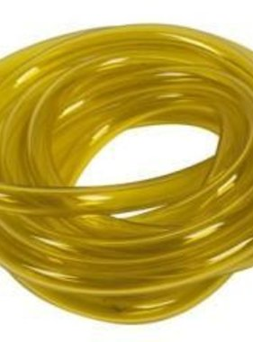 "1' Yellow Fuel Line 1/4"" ID single"