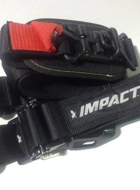 "Impact Impact 2"" LATCH & LINK W/SUB BELT BLK"