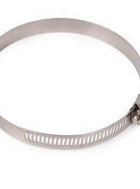 EFR Hose clamp 52-76mm Stainless (Air Filter)