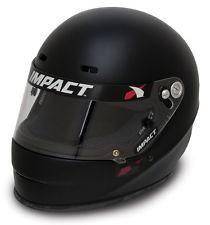 Impact Adult Medium (Flat Black) 1320 Impact Helmet